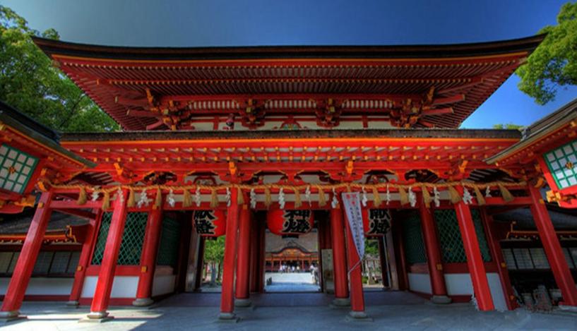 日本鹿儿岛宫崎大分福冈5天4晚跟团游日本九州鹿儿岛、宫崎、大分、福冈5日纯玩之旅